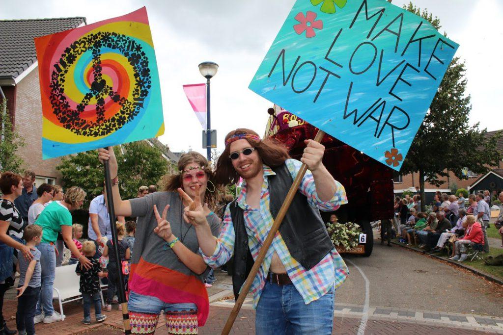 Beltrum 'klein Woodstock' tijdens volksfeest