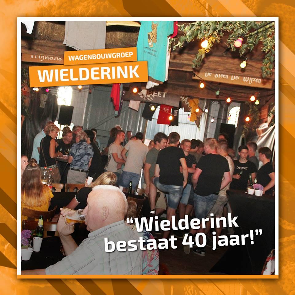 WWU 2018 #2: Wagenbouwgroep Wielderink