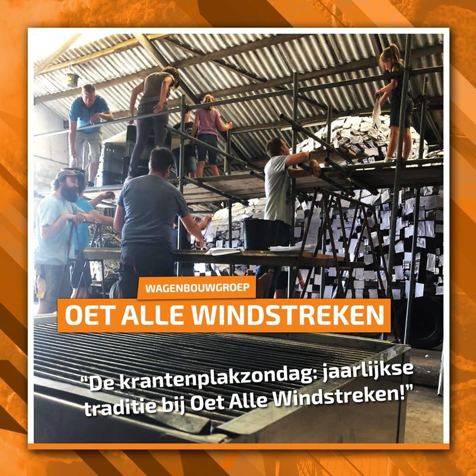 WWU 2018 #5: Wagenbouwgroep Oet Alle Windstreken
