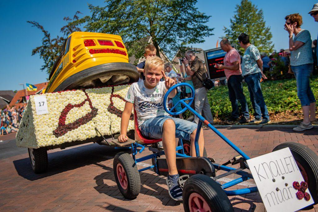 'Festunique helpt corsojeugd in Beltrum op weg'