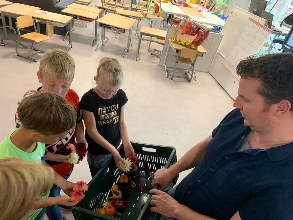 Op bezoek bij basisschool De Sterrenboog
